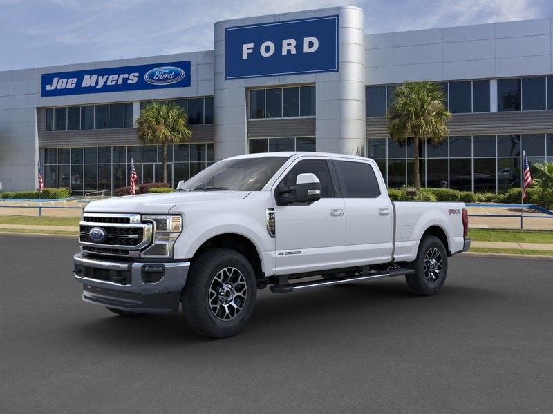 2021 Ford F-250 Crew Cab 4x4, Pickup #MEC26149 - photo 1