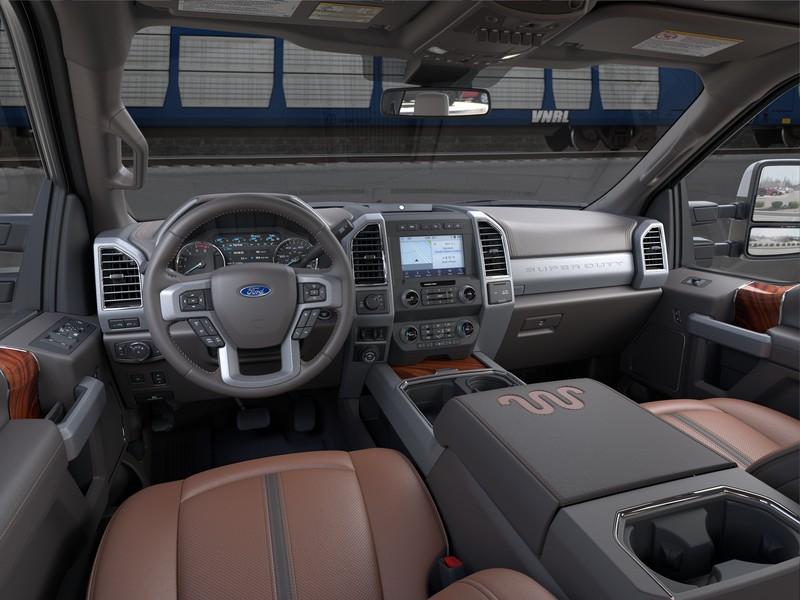 2021 Ford F-250 Crew Cab 4x4, Pickup #MEC30798 - photo 9