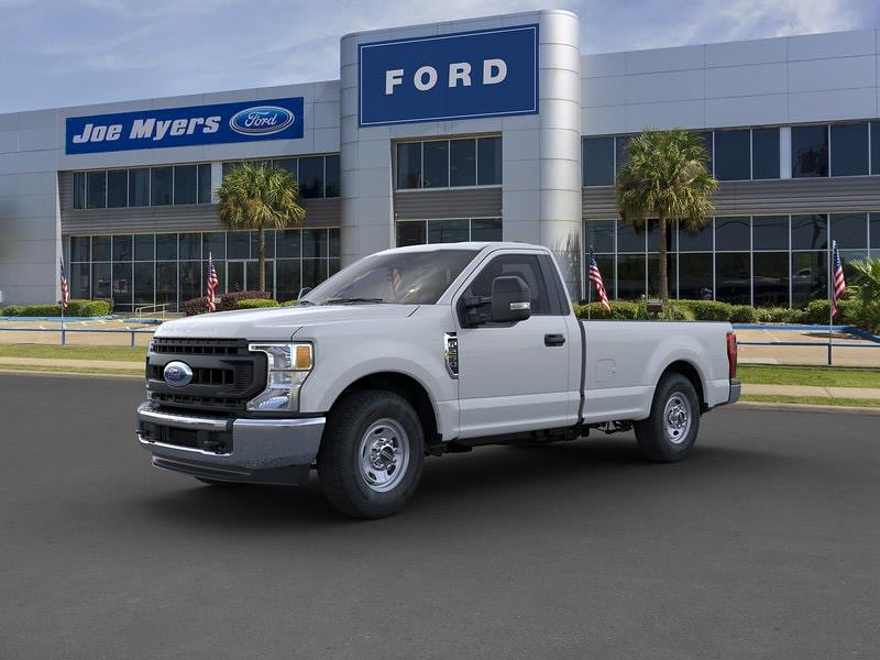 2021 Ford F-250 Regular Cab 4x2, Cab Chassis #MEC75662 - photo 1