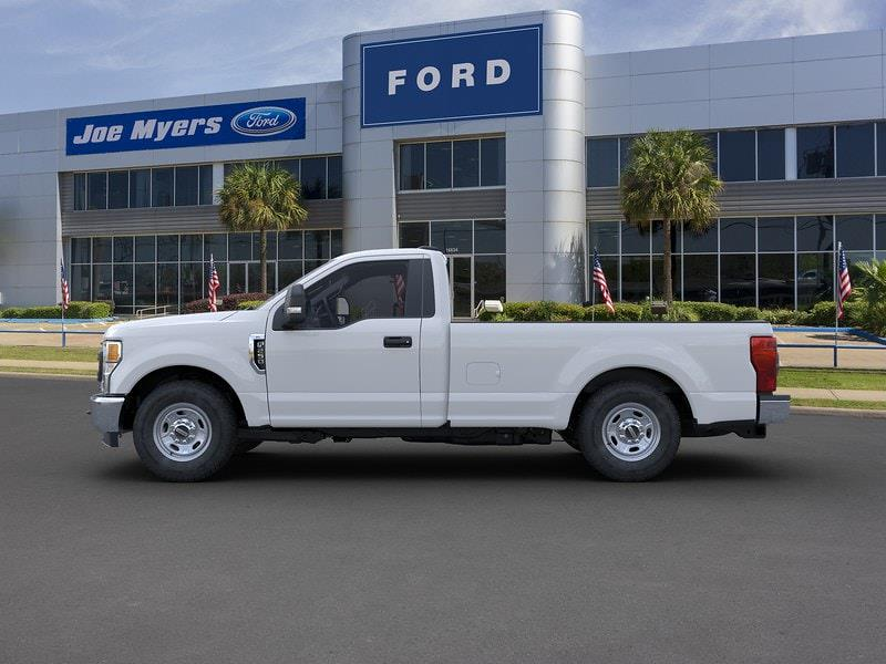 2021 Ford F-250 Regular Cab 4x2, Cab Chassis #MEC75662 - photo 4