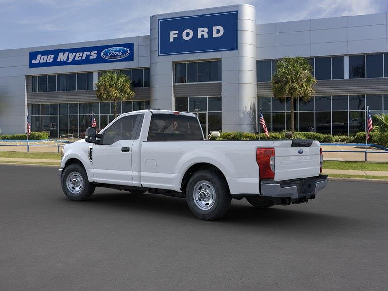 2021 Ford F-250 Regular Cab 4x2, Cab Chassis #MEC75662 - photo 2