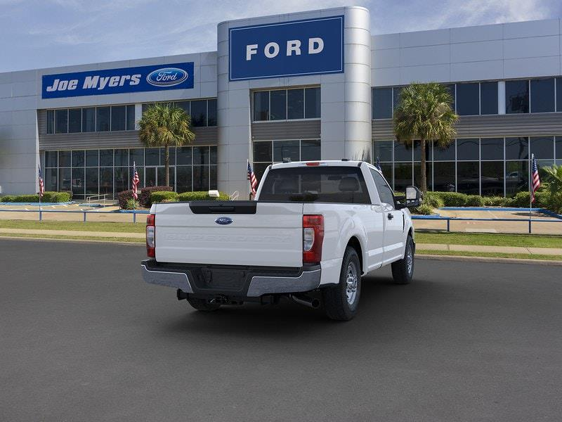 2021 Ford F-250 Regular Cab 4x2, Cab Chassis #MEC75662 - photo 8