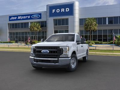 2021 Ford F-250 Regular Cab 4x2, Cab Chassis #MEC75662 - photo 3