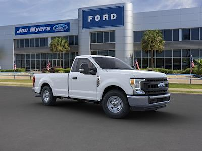 2021 Ford F-250 Regular Cab 4x2, Cab Chassis #MEC75662 - photo 7
