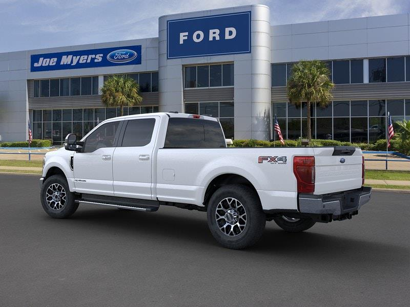 2021 Ford F-350 Crew Cab 4x4, Pickup #MED18718 - photo 2