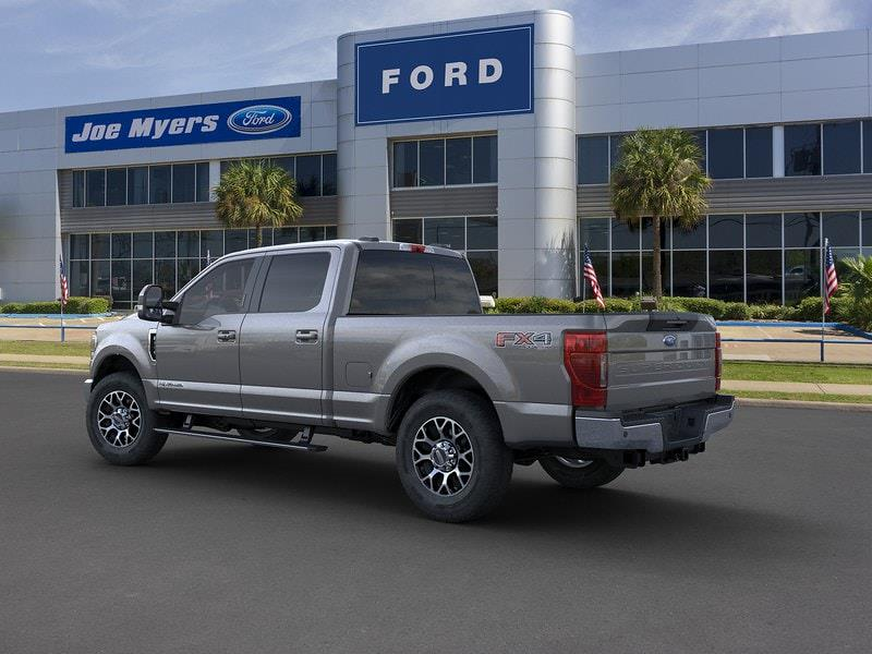 2021 Ford F-350 Crew Cab 4x4, Pickup #MED18719 - photo 2