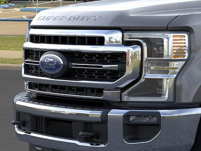 2021 Ford F-350 Crew Cab 4x4, Pickup #MED18719 - photo 17