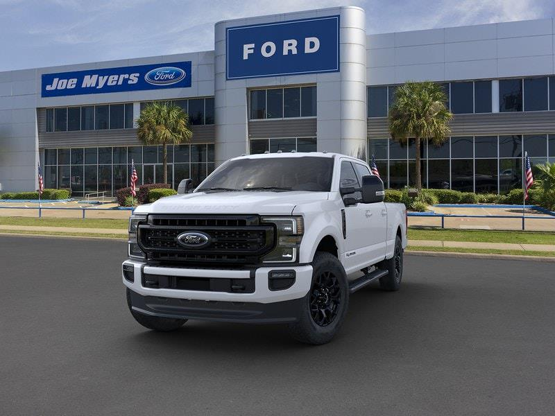 2021 Ford F-250 Crew Cab 4x4, Pickup #MED25104 - photo 2