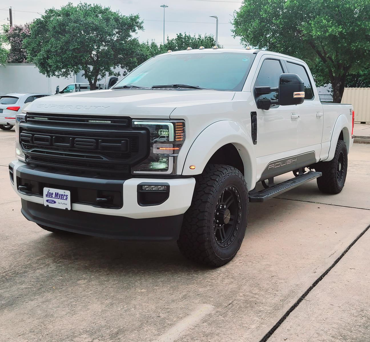 2021 Ford F-250 Crew Cab 4x4, Pickup #MED25104 - photo 7