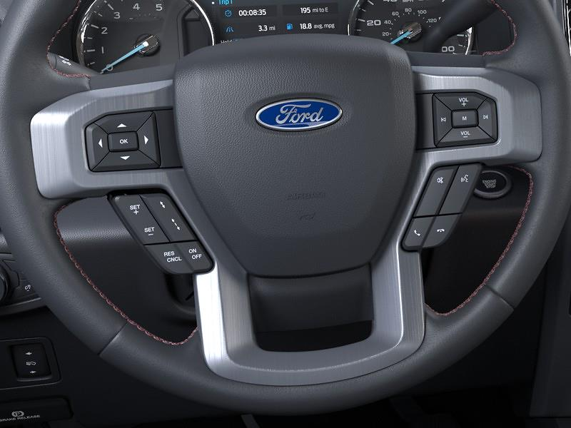 2021 Ford F-250 Crew Cab 4x4, Pickup #MED39307 - photo 12