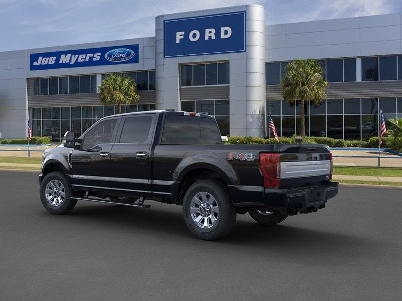 2021 Ford F-250 Crew Cab 4x4, Pickup #MED39307 - photo 2