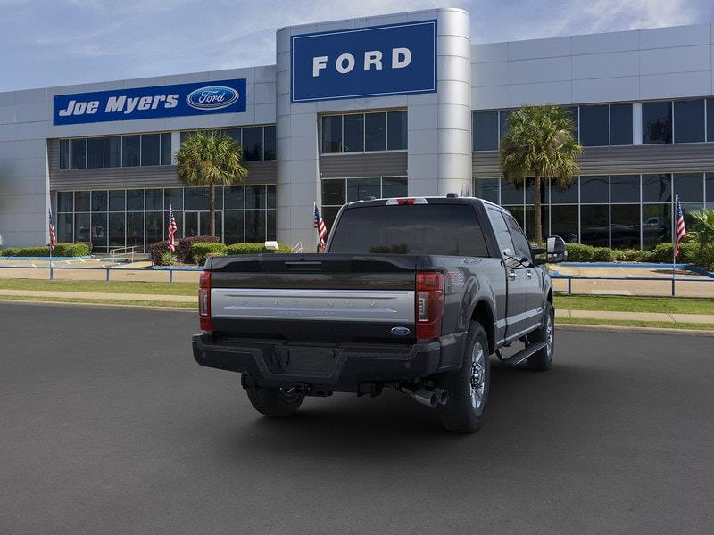 2021 Ford F-250 Crew Cab 4x4, Pickup #MED39307 - photo 8