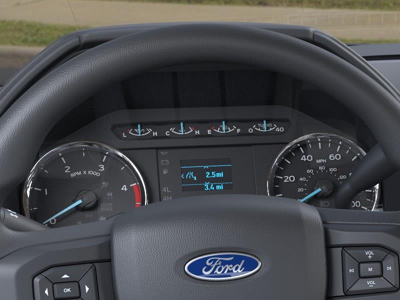 2021 Ford F-350 Crew Cab DRW 4x4, Pickup #600PW3D - photo 13