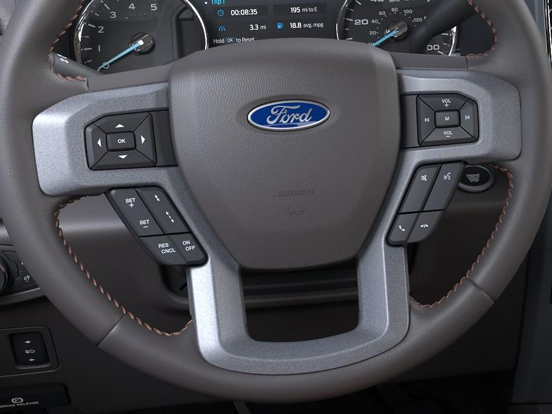 2021 Ford F-250 Crew Cab 4x4, Pickup #MED68617 - photo 12