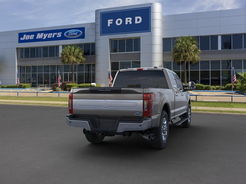 2021 Ford F-250 Crew Cab 4x4, Pickup #MED68617 - photo 8