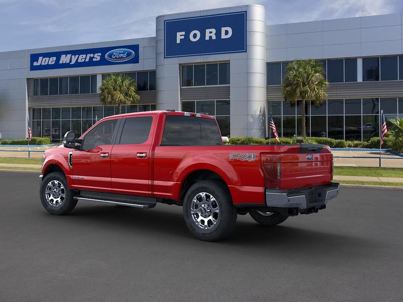 2021 Ford F-250 Crew Cab 4x4, Pickup #MED78250 - photo 2