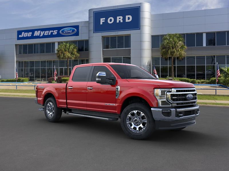 2021 Ford F-250 Crew Cab 4x4, Pickup #MED78250 - photo 7