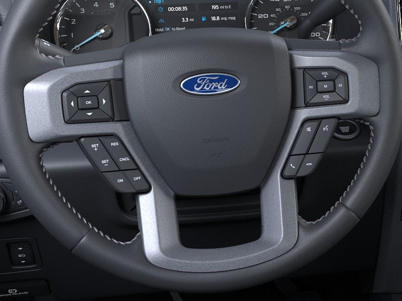 2021 Ford F-250 Crew Cab 4x4, Pickup #MED88452 - photo 12