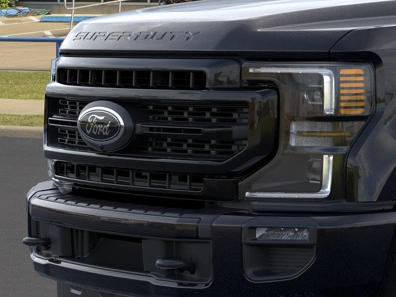 2021 Ford F-250 Crew Cab 4x4, Pickup #MED88452 - photo 17