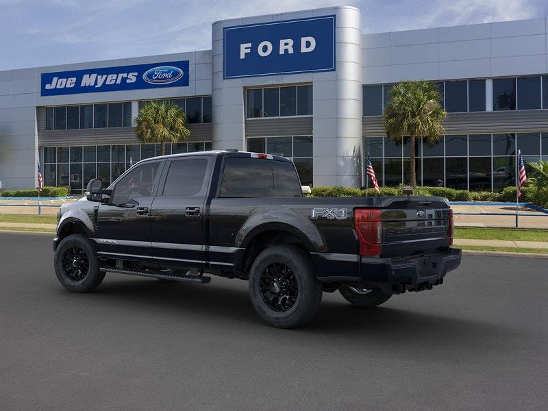 2021 Ford F-250 Crew Cab 4x4, Pickup #MED88452 - photo 2