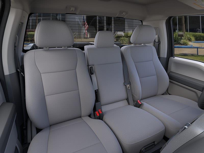 2021 F-350 Regular Cab 4x2,  Pickup #MEE16473 - photo 11