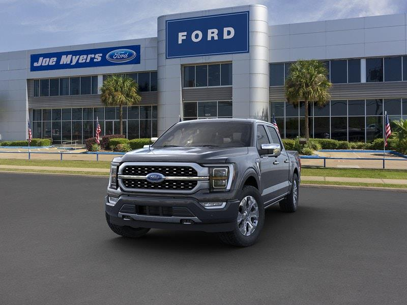2021 Ford F-150 SuperCrew Cab 4x4, Pickup #MFA24777 - photo 3