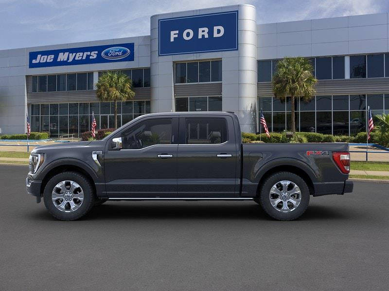 2021 Ford F-150 SuperCrew Cab 4x4, Pickup #MFA24777 - photo 4