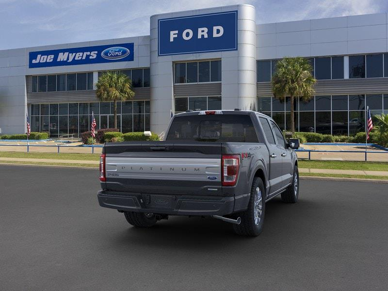 2021 Ford F-150 SuperCrew Cab 4x4, Pickup #MFA24777 - photo 8