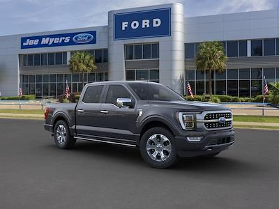 2021 Ford F-150 SuperCrew Cab 4x4, Pickup #MFA24777 - photo 7