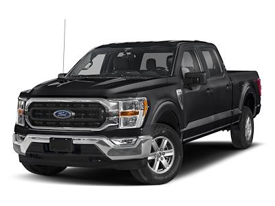 2021 Ford F-150 SuperCrew Cab 4x2, Pickup #MFA32510 - photo 1