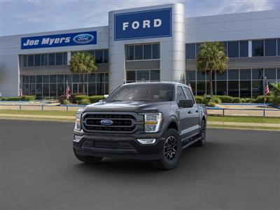 2021 Ford F-150 SuperCrew Cab 4x2, Pickup #MFA32510 - photo 3