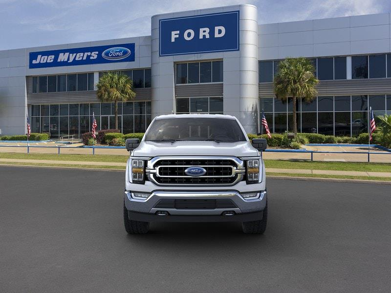 2021 Ford F-150 SuperCrew Cab 4x4, Pickup #MFA32514 - photo 4