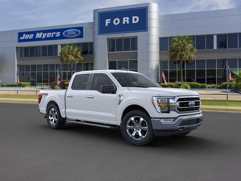 2021 Ford F-150 SuperCrew Cab 4x4, Pickup #MFA32514 - photo 8