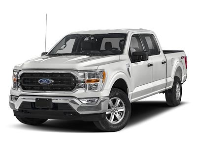 2021 Ford F-150 SuperCrew Cab 4x4, Pickup #MFA32514 - photo 1