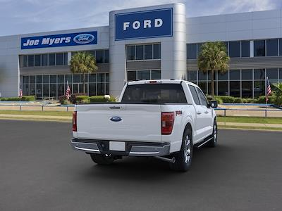2021 Ford F-150 SuperCrew Cab 4x4, Pickup #MFA32514 - photo 3