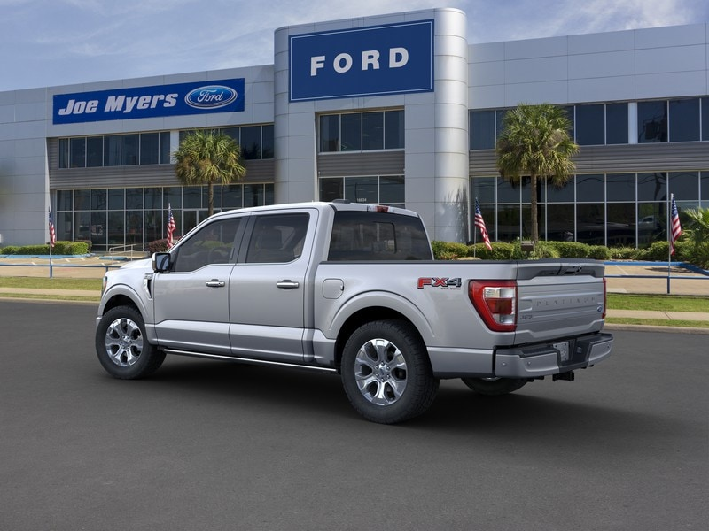 2021 Ford F-150 SuperCrew Cab 4x4, Pickup #MFA41072 - photo 2