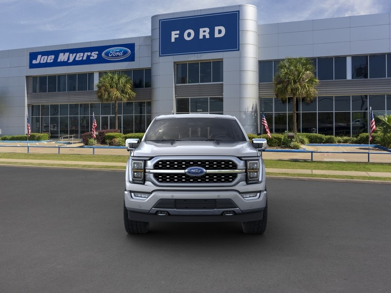 2021 Ford F-150 SuperCrew Cab 4x4, Pickup #MFA41072 - photo 6