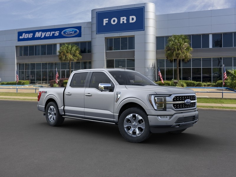 2021 Ford F-150 SuperCrew Cab 4x4, Pickup #MFA41072 - photo 7