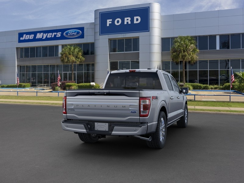 2021 Ford F-150 SuperCrew Cab 4x4, Pickup #MFA41072 - photo 8