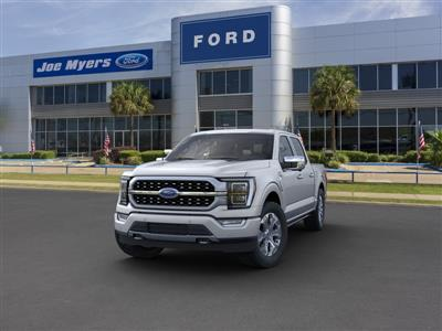 2021 Ford F-150 SuperCrew Cab 4x4, Pickup #MFA41072 - photo 3