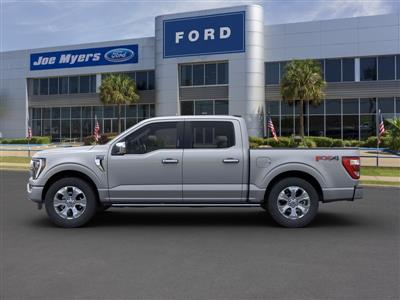 2021 Ford F-150 SuperCrew Cab 4x4, Pickup #MFA41072 - photo 4