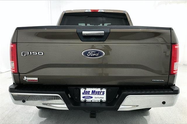 2021 Ford F-150 SuperCrew Cab 4x2, Pickup #MFA49528 - photo 5