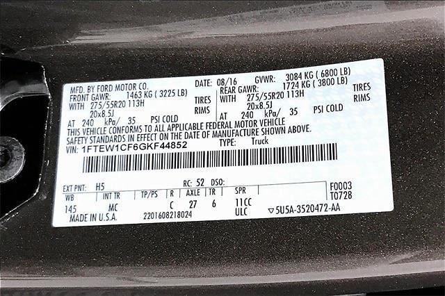 2021 Ford F-150 SuperCrew Cab 4x2, Pickup #MFA49528 - photo 37
