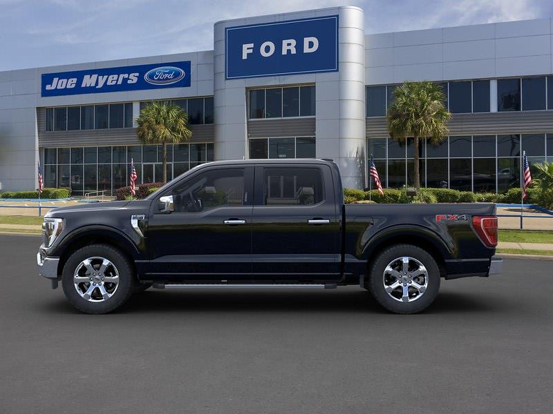 2021 Ford F-150 SuperCrew Cab 4x4, Pickup #MFA49537 - photo 4