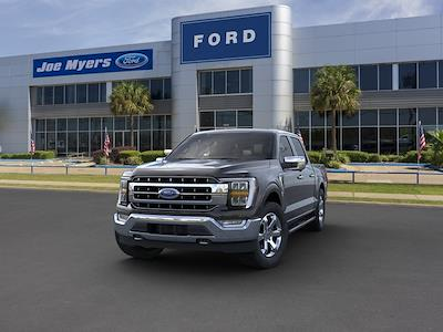 2021 Ford F-150 SuperCrew Cab 4x4, Pickup #MFA49537 - photo 3