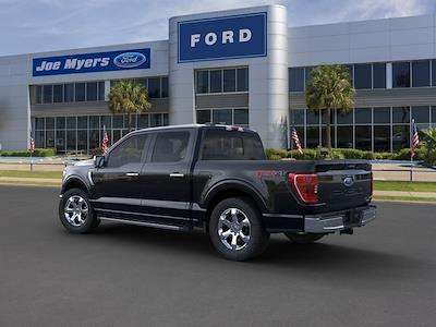 2021 Ford F-150 SuperCrew Cab 4x4, Pickup #MFA49537 - photo 2