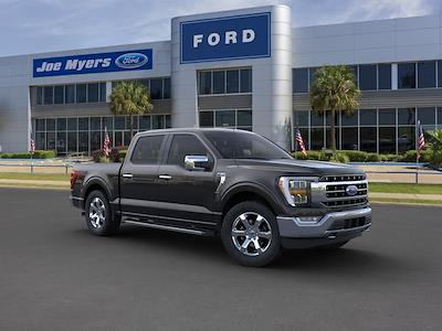 2021 Ford F-150 SuperCrew Cab 4x4, Pickup #MFA49537 - photo 7