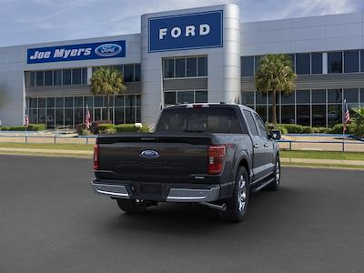 2021 Ford F-150 SuperCrew Cab 4x4, Pickup #MFA49537 - photo 8