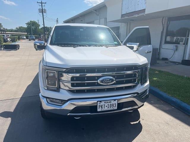 2021 Ford F-150 SuperCrew Cab 4x4, Pickup #MFA49538 - photo 1
