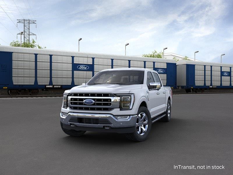2021 Ford F-150 SuperCrew Cab 4x4, Pickup #MFA49538 - photo 3